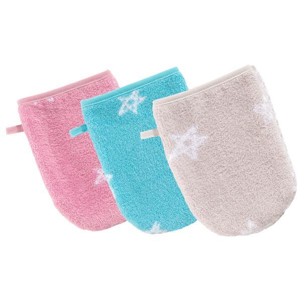 Baby Stars Waschhandschuh