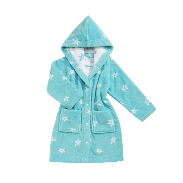 Baby Stars kids bathrobe