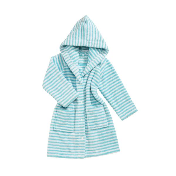 Baby Stripe kids bathrobe