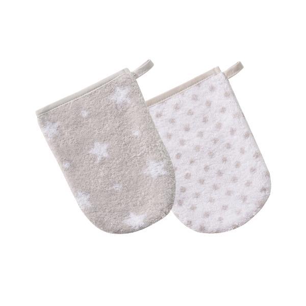 Beam & Bubbles Set of mitt